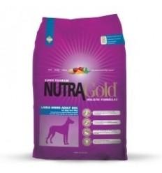 Nutra Gold Adulto Large 15 kg.