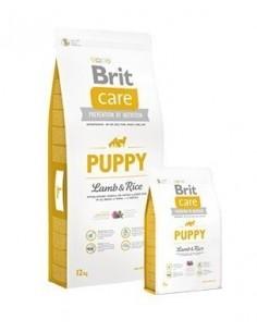 Brit Care Puppy Cordero 3 kg.