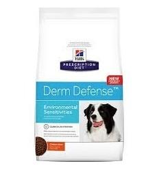 Hills Perro Derm Defense 2,72 kg.