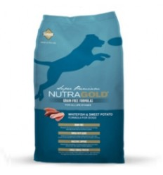 Nutra Gold White Fish 2,2 kg.