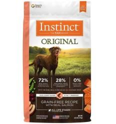 Instinct Original Perro Sabor Salmón 1,8 kg.