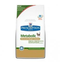 Hills Gato Metabolic 3,8 kg.