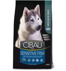 Cibau Medium y Maxi Sensitive 12 kg.