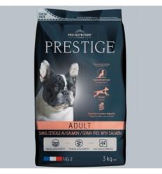 Prestige Adulto Sin Cereales Con Salmon 3 kg.