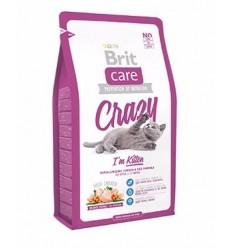 Brit Care Crazy Kitten 7 kg.