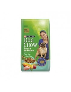 Dog Chow Sano y en Forma 21 kg.