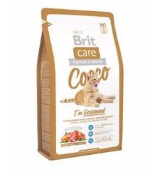 Brit Care Cocco Gourmand 7 kg.