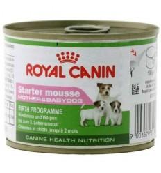Royal Canin Sarter Mousse Latas 165 grs.