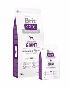 Brit Care Adulto Giant Salmón 12 kg.