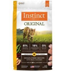 Instinct Original Gato Sabor Pollo 2 kg.