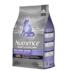 Nutrience Infusion Gato Adulto Control Peso 2,27 kg.