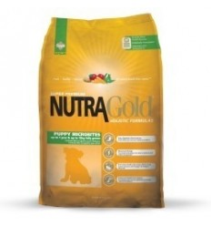 Nutra Gold Puppy Microbites 3 kg.