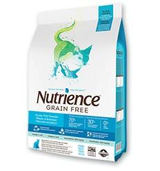 Nutrience Libre de Granos Gato Pescado 2,5 kg.
