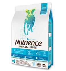Nutrience Libre de Granos Perro Pescado Oceanico 10 kg.
