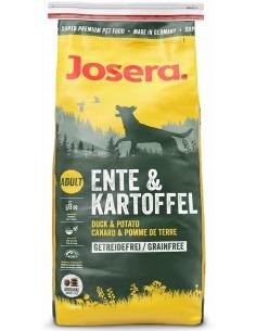 Josera Ente&Kartoffel 15 kg.