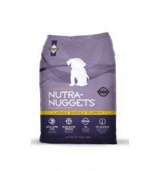 Nutra Nuggets Puppy Large 15 Kg.