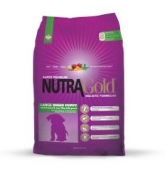Nutra Gold Puppy Large 15 kg.