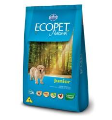 Ecopet Natural Pollo Junior 20 kg.