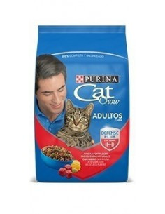 Cat Chow Adulto Carne 8 kg.