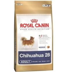 Royal Canin Chihuahua Adulto Pack 2 kg.