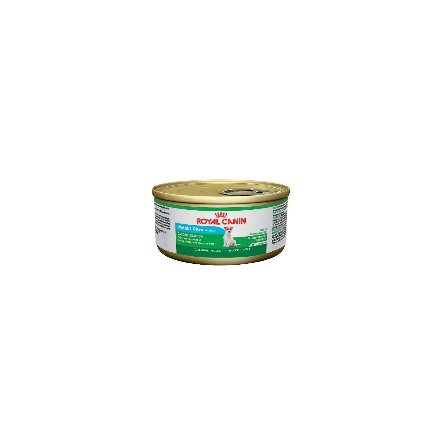 Royal Canin Weight Care Latas 165 grs.