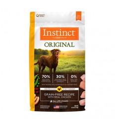 Instinct Original Perro Sabor Pollo 10,2 kg.