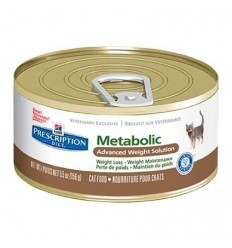 Hills Metabolic Gato Pack 6 Latas