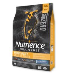 Nutrience Zubzero Perro Frazer Valley 10 kg.