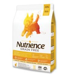 Nutrience Libre de Granos Small Pollo Pavo y Pescado 5 kg.