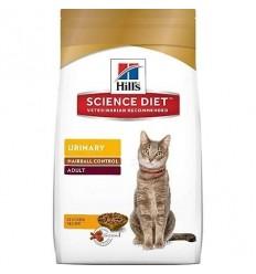 Hills Urinary + Hairball Gato 1,58 kg.