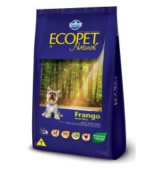 Ecopet Natural Adulto Raza Pequeña Pollo 3 kg.