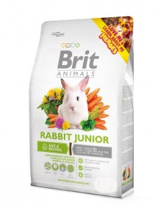 Brit Animals Conejo Junior 1,5 kg.