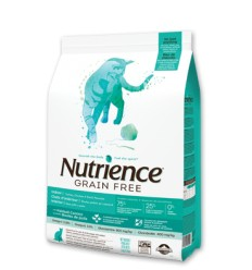 Nutrience Libre de Granos Gato Indoor 5 kg.