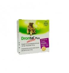 Drontal Perro hasta 10 kg.