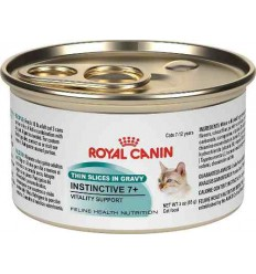 Royal Canin Instinctive 7+ 12 Latas 165 grs.