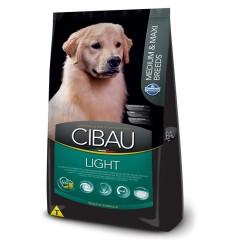 Cibau Medium y Maxi Light 12 kg.