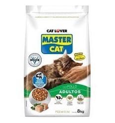 Master Cat Pollo 20 kg.