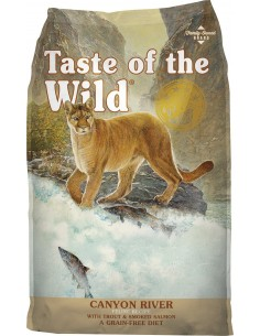 Taste Of The Wild Canyon River 7 kg.