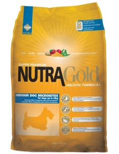 Nutra Gold Adulto Microbites 3 kg.