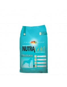 Nutra Gold Salmon 3 kg.