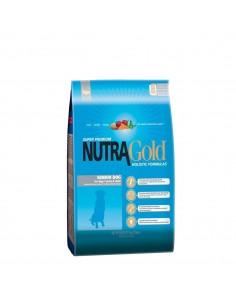 Nutra Gold Perro Senior 15 kg.