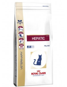 Royal Canin Hepatic Gato 1,5 kg.