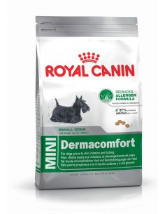 Royal Canin Mini Dermacomfort 2,5 kg.