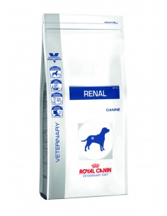 Royal Canin Renal Perro 10 kg.