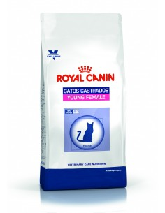 Royal Canin Young Female 3,5 kg.